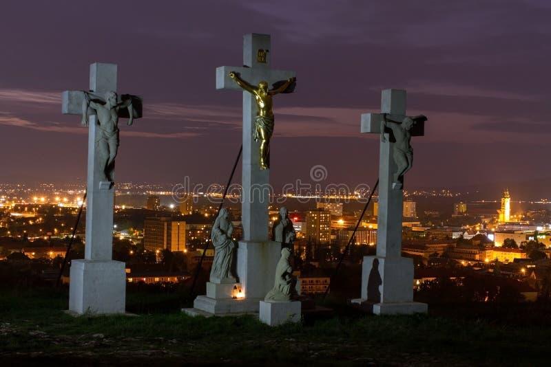 Kalwaryjski w Nitra zdjęcie stock