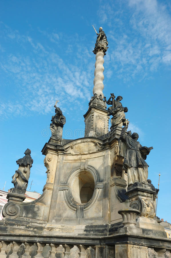 Download Kalwaryjski W Olomouc, Republika Czech Zdjęcie Stock - Obraz złożonej z miastowy, pośrednik: 28951998