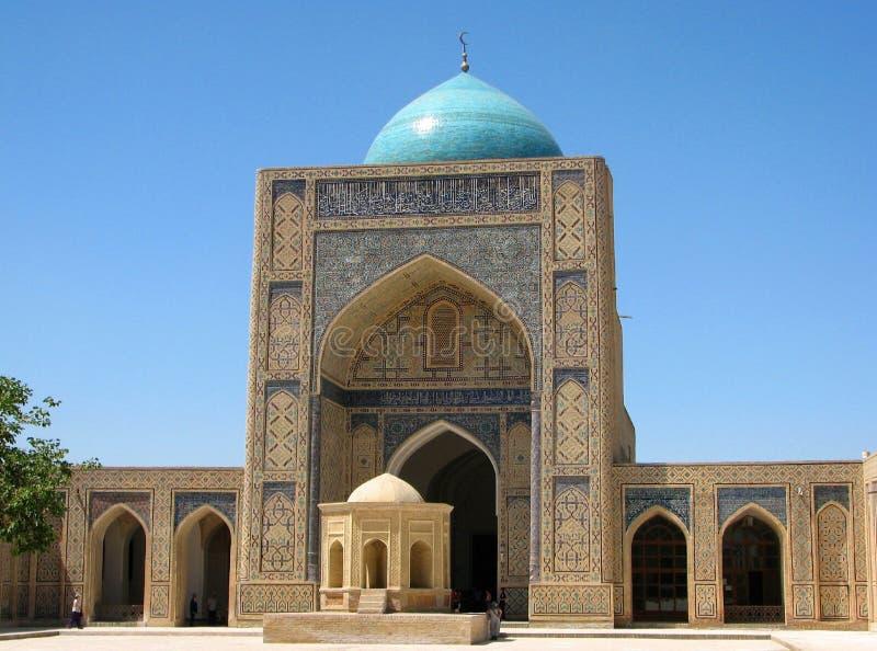 kalyan Bukhara meczet fotografia royalty free