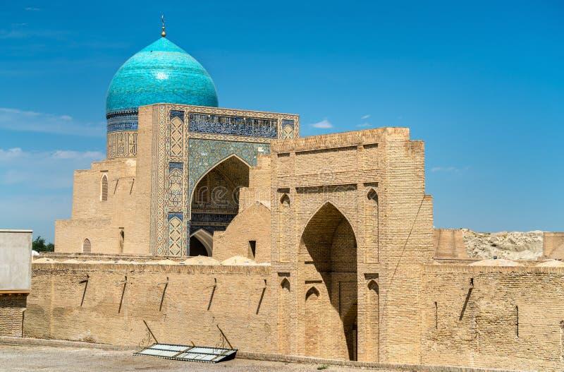 Kalyan meczet w Bukhara, Uzbekistan zdjęcia stock