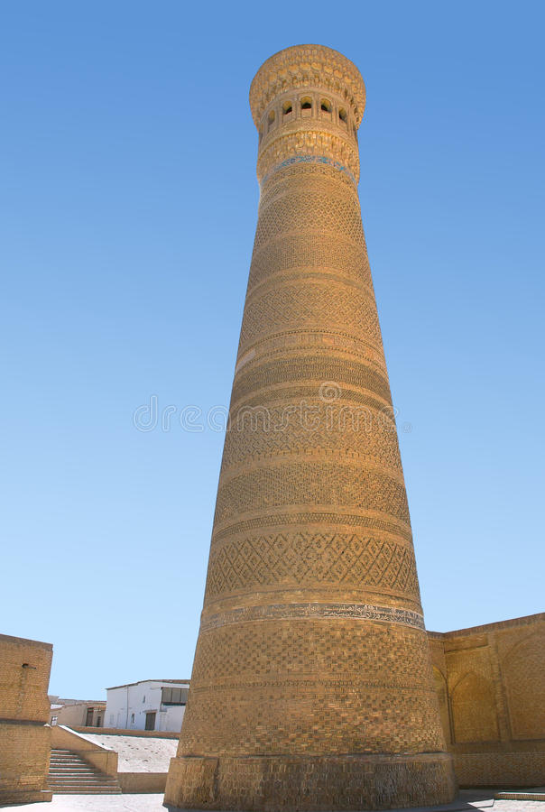 Kalyan Minaret immagini stock