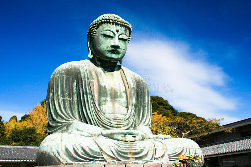 Kamakura royalty-vrije stock fotografie