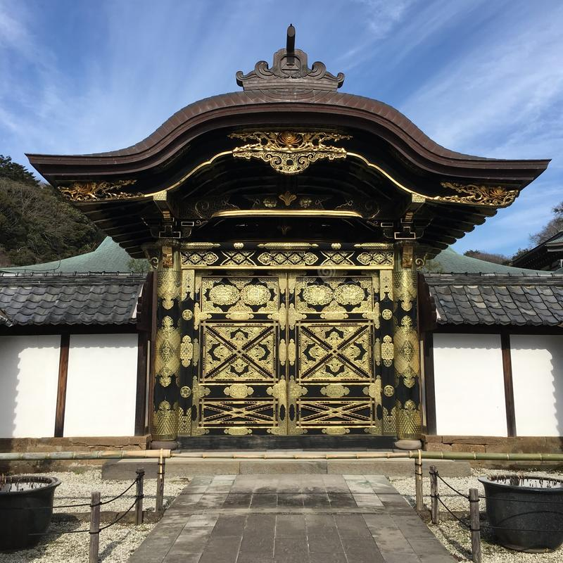 Kamakura fotografia stock