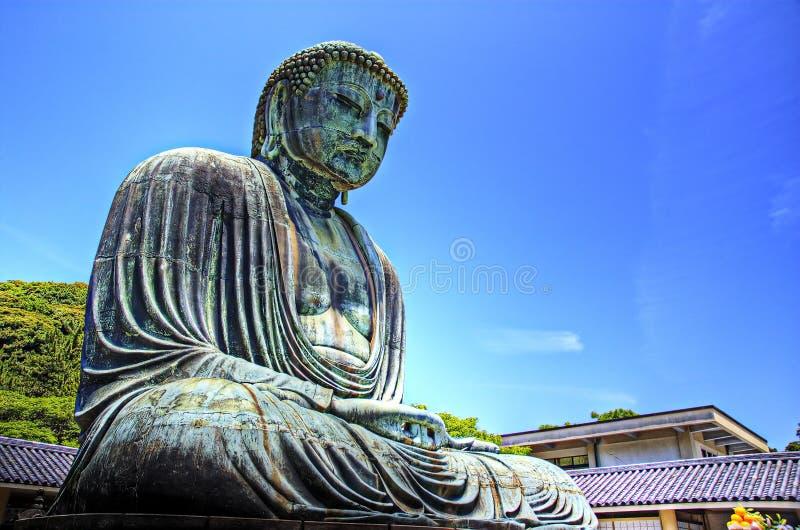 Kamakura Buddha stockfoto