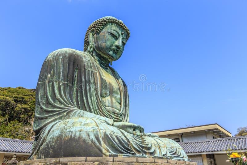 Kamakura Daibutsu 5 stock afbeeldingen