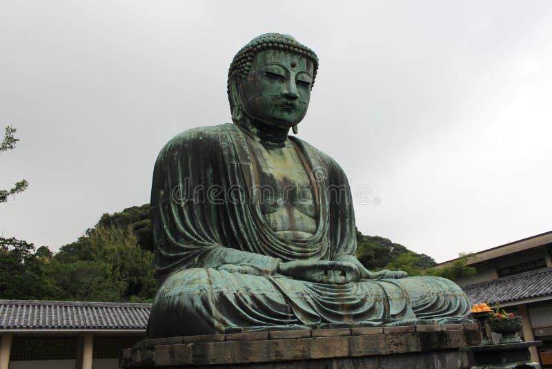 Kamakura Daibutsu fotos de archivo libres de regalías