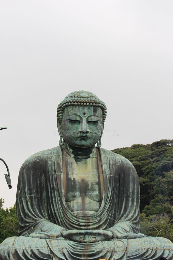 Kamakura Daibutsu imagen de archivo