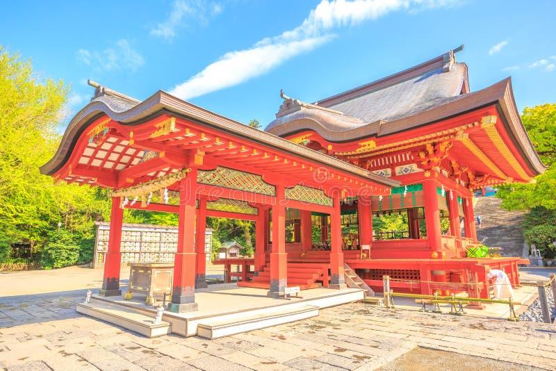 Kamakura Tsurugaoka Hachiman image libre de droits