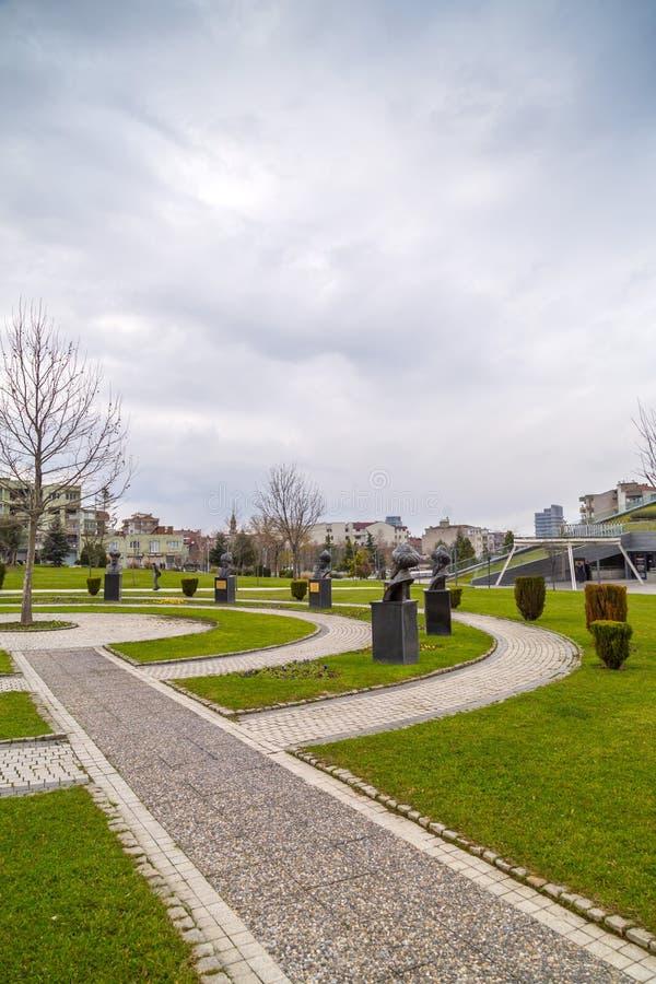 Kamberler Park a Bursa, Turchia immagine stock