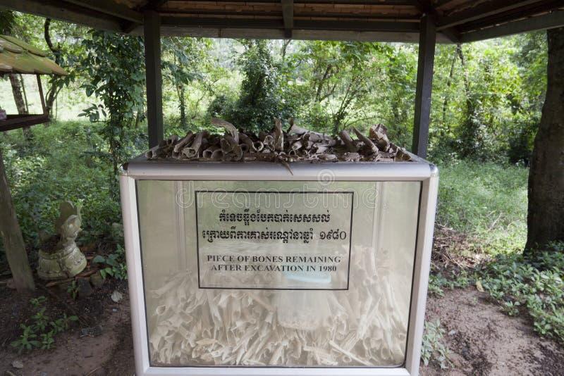 Kambodscha- - Khmer-Regime stockbilder