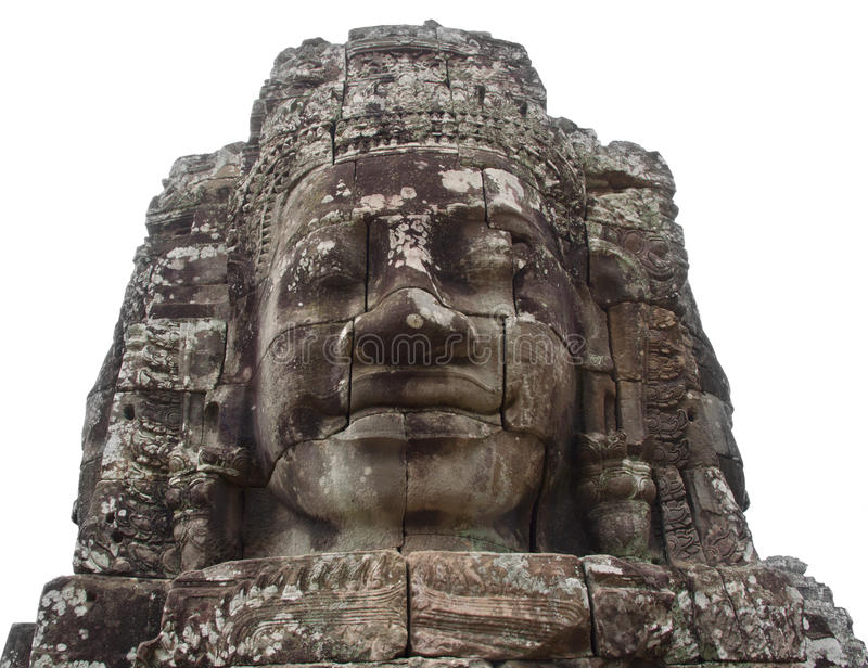 Kambodscha-Tempel lizenzfreies stockfoto