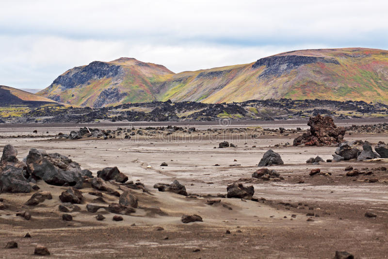 Kamchatka stock fotografie