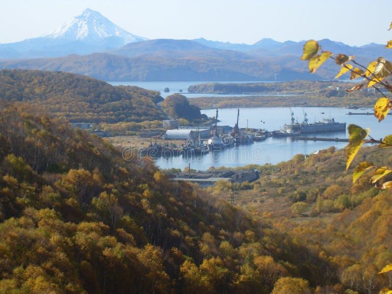 Kamchatka. royalty free stock images