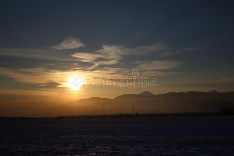 Kamchatka, Rosja zdjęcie stock