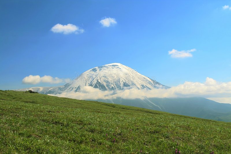 Download Kamchatkian landscapes stock photo. Image of russia, natural - 3751126