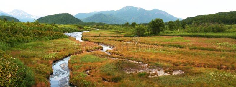 Download Kamchatkian landscapes stock photo. Image of trail, tundra - 5764368