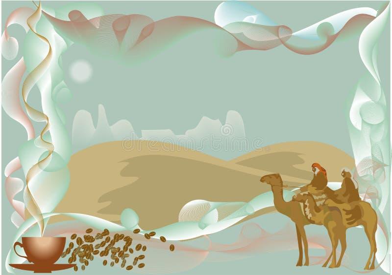 Kamele vektor abbildung