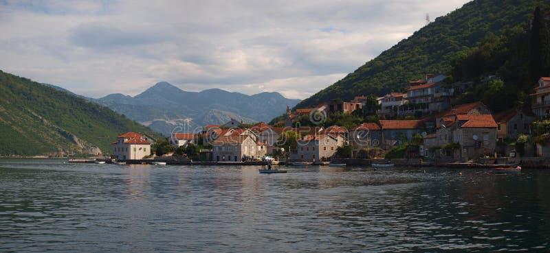 Kamenari, Montenegro imágenes de archivo libres de regalías