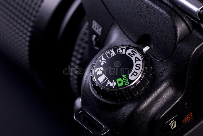 kamer kontrola zdjęcie stock