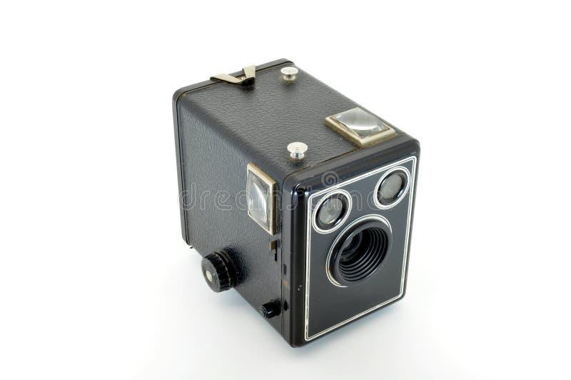 Download Kamera zdjęcie stock. Obraz złożonej z czerń, metal, obsoleted - 15837738