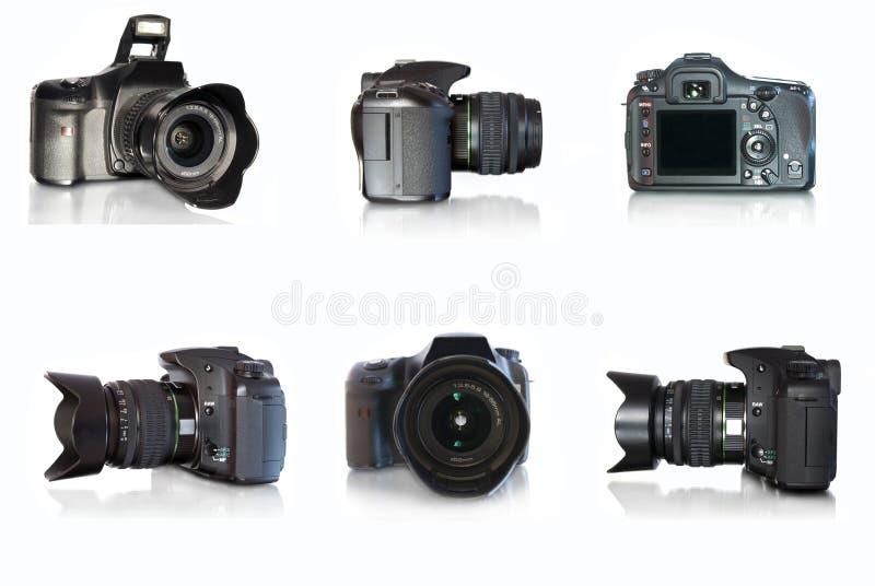 kamera royaltyfri fotografi