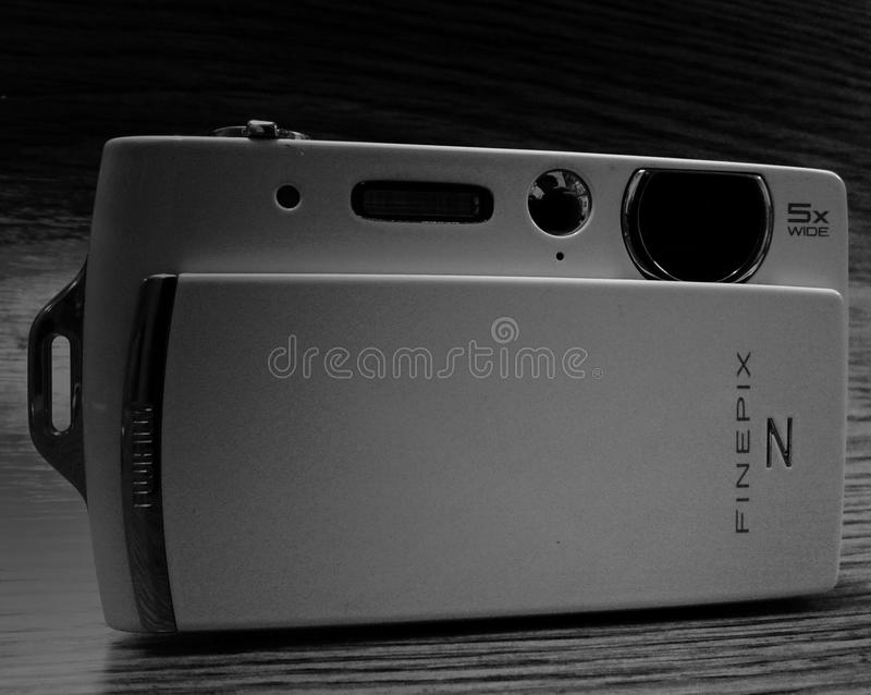 kamera 2 arkivbild