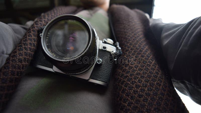 kamera arkivbild