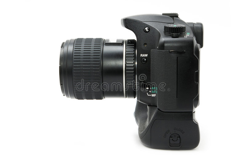 kamera fotografering för bildbyråer