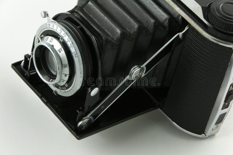 kamera antykwarski widok obraz stock