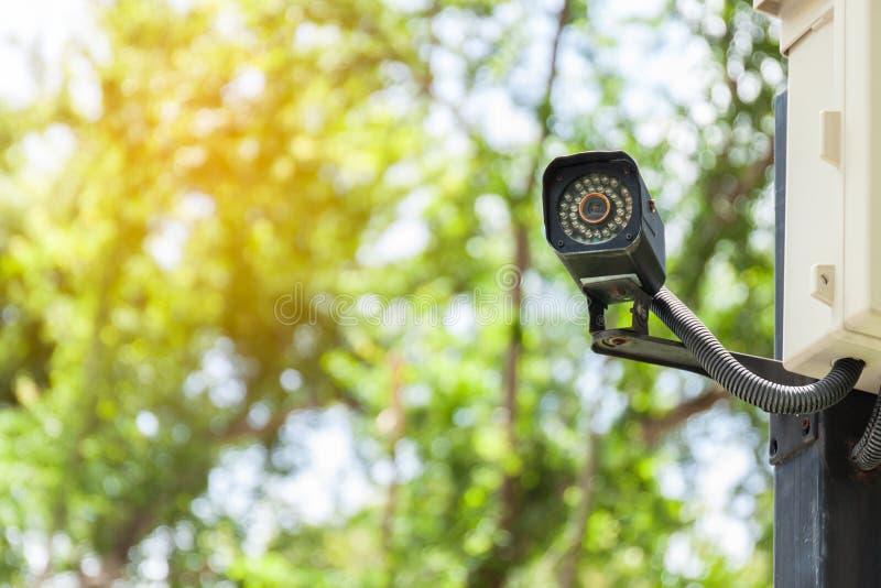 Kamera Bezpieczeństwa lub CCTV zdjęcia stock