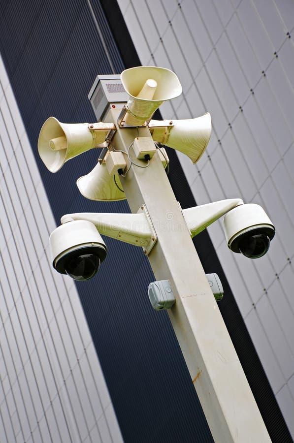 Kamera bezpieczeństwa system    obraz royalty free