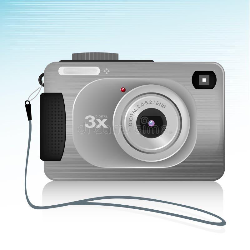 kamera cyfrowa ikony ilustracji