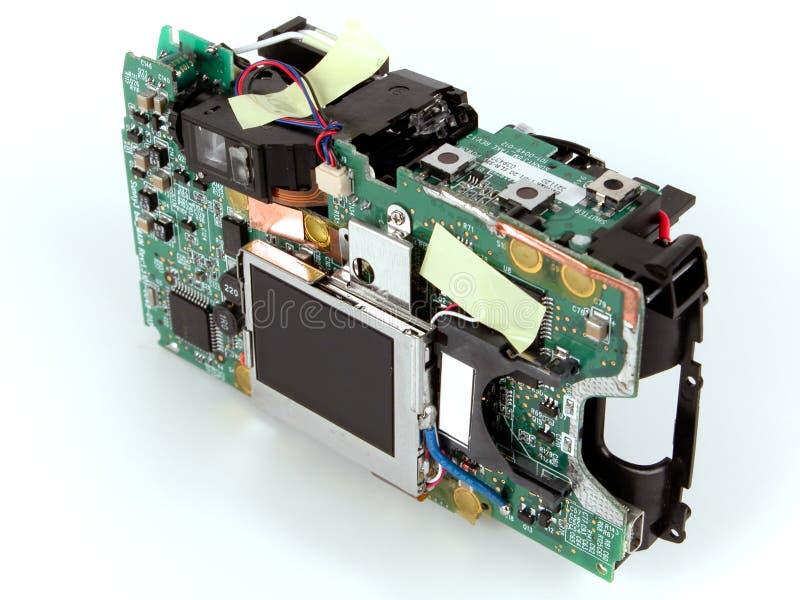 kamera cyfrowa otwórz obrazy stock