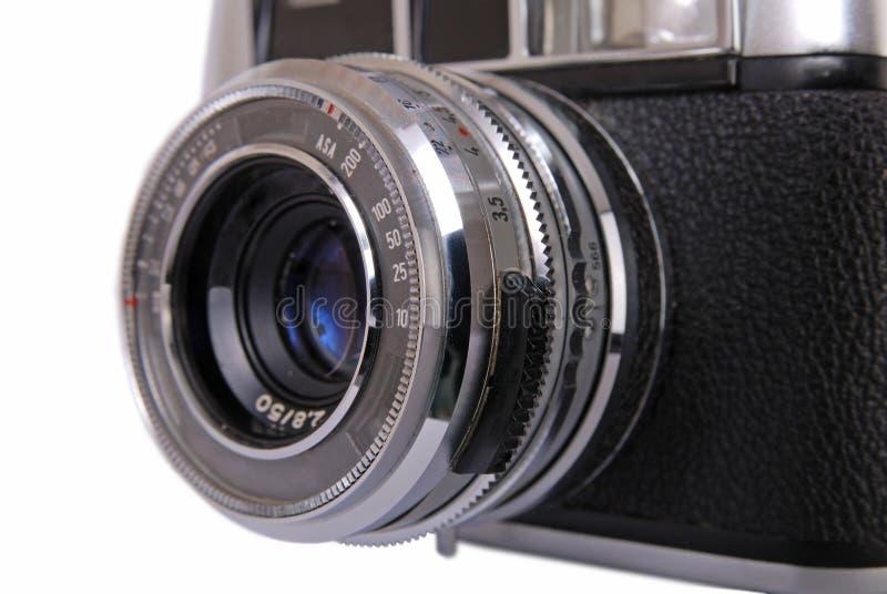 Kamera der Weinlese 35mm lizenzfreie stockbilder