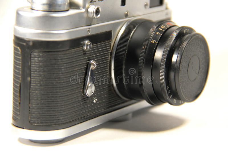 80 kamera e zrobił fotografia staremu sowieci Ussr obraz stock