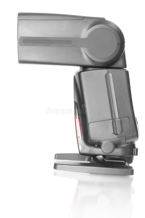 kamera flash obraz stock
