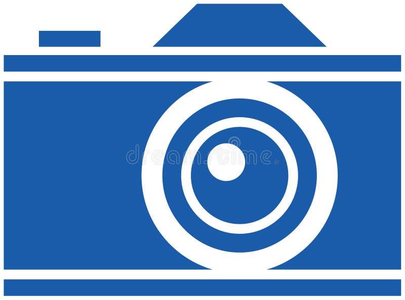 kamera fotograficzna royalty ilustracja