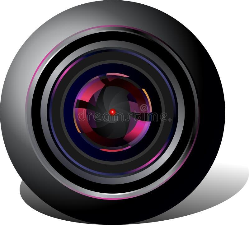 kamera internetowa ilustracja wektor