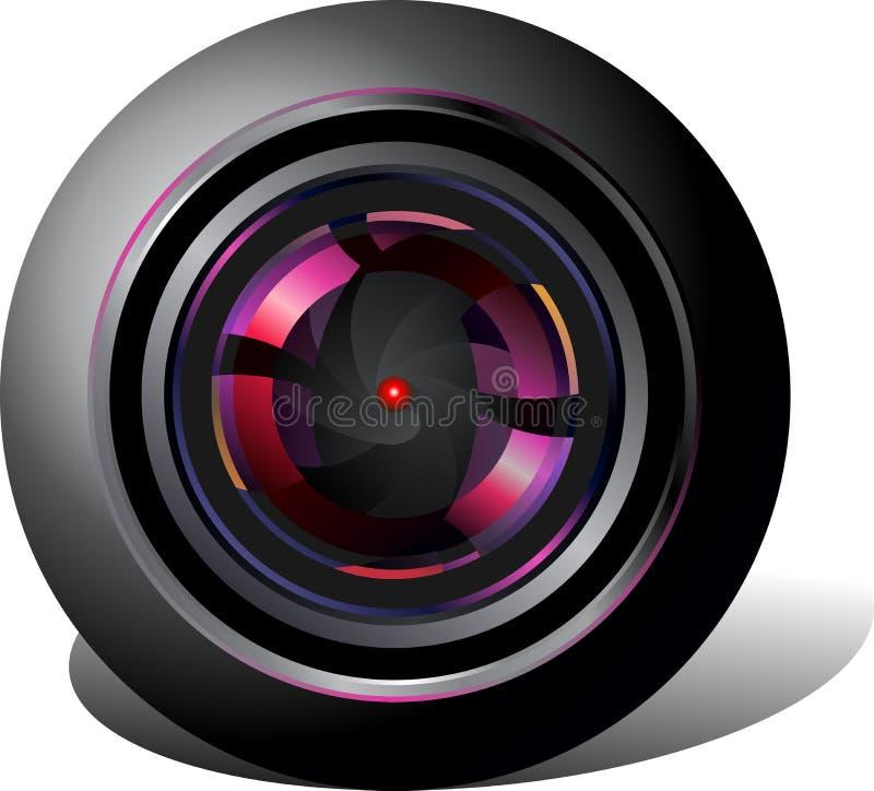 kamera internetowa ilustracji