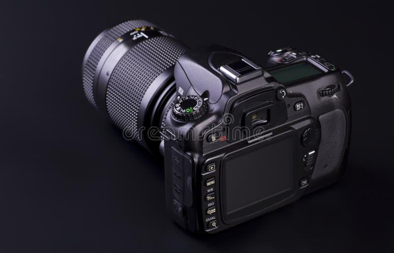 kamera kontroluje cyfrowego zdjęcia stock