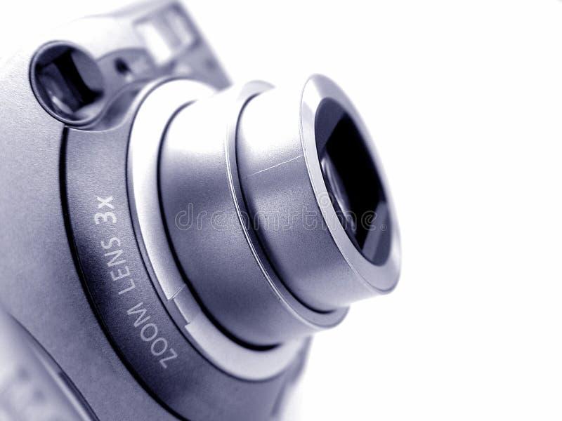 Kamera mit lautem Summen Len stockfotos