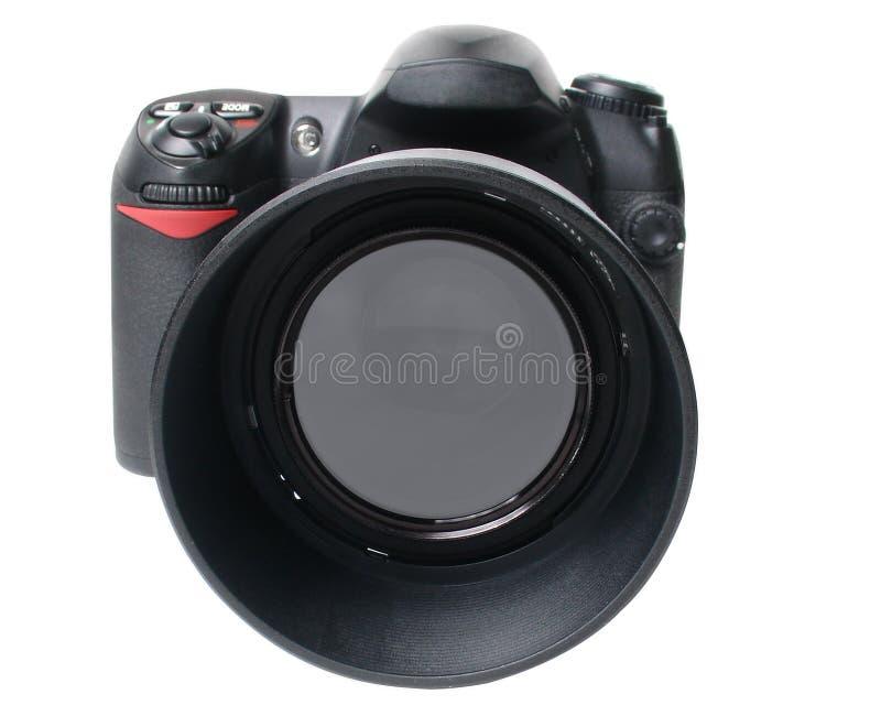 kamera na czarny zdjęcia royalty free