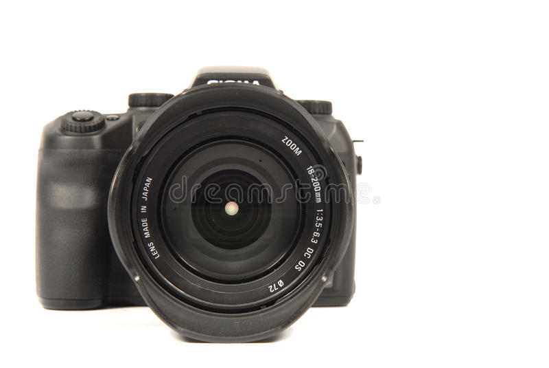 kamera odruch fotografia stock