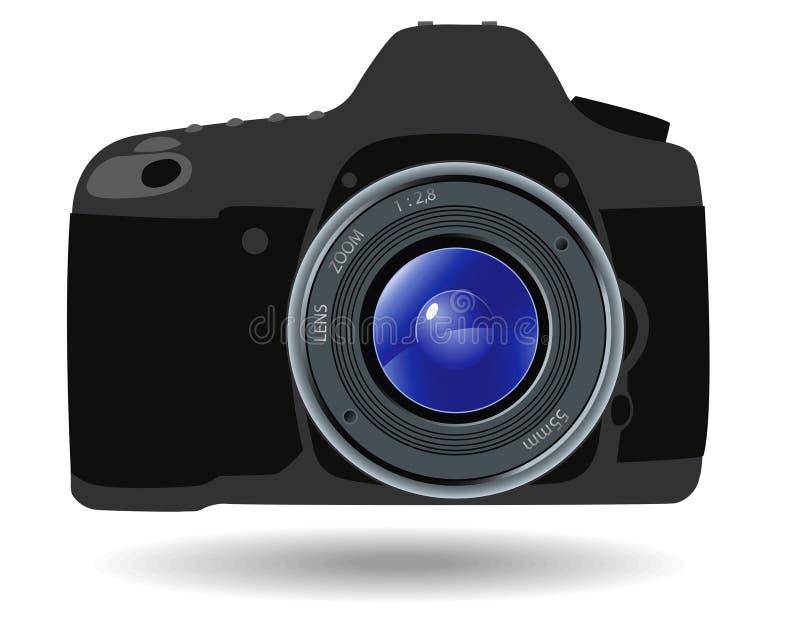 kamera odruch ilustracji