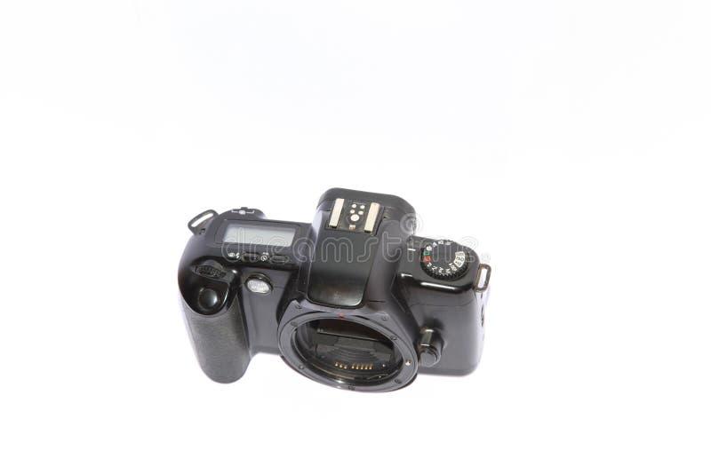 Kamera ohne Linse lizenzfreie stockfotos