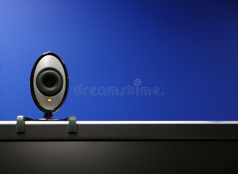 kamera pokaz sieci zdjęcia stock