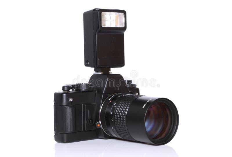 Download Kamera stara obraz stock. Obraz złożonej z obiektywy - 13343093