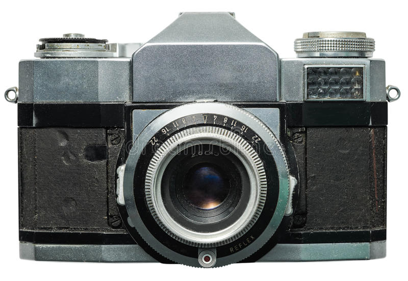 kamera stara zdjęcie stock
