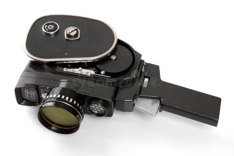 kamera starych filmów zdjęcie stock