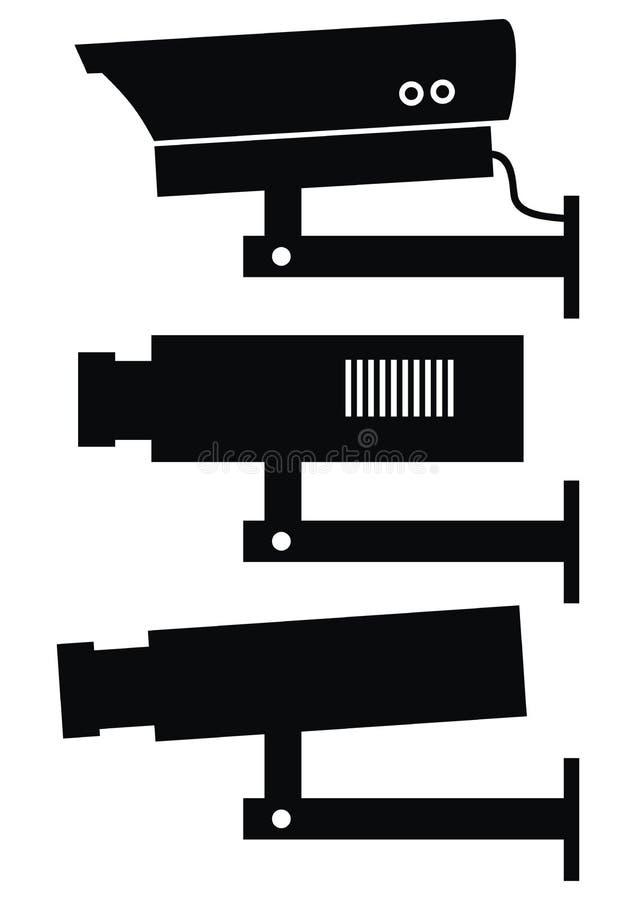 Kamera - symbole ilustracji
